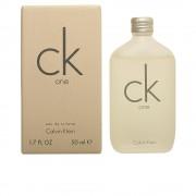 CK ONE apă de toaletă cu vaporizator 50 ml