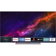 "Toshiba 55X9863DA OLED-TV 140 cm 55 "" EEK A (A++ - E) DVB-T2, DVB-C, DVB-S, UHD, Smart TV, WLAN, CI+ Silver"
