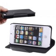Husa iPhone 5S, 5 Sun Ultra Slim Black