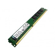 Kingston Memoria RAM DDR3 KINGSTON KVR16N11/8 (1 x 8 GB - 1600 MHz - CL 11 - Verde)