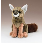 """Coyote Pup 10"""" by Wild Life Artist"""