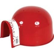 Zolux Igloo dla gryzonia plastikowe duże kol. czerwony Dostawa GRATIS od 99 zł + super okazje