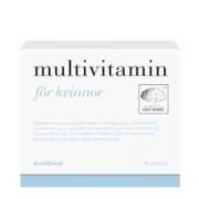 New Nordic Multivitamin till kvinnor 90 tabletter