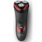 Philips Afeitadora eléctrica con cabezal recortador Wet and Dry S3580/06 Serie 3000 de Philips Men