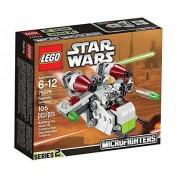 LEGO (LEGO) Star Wars micro fighter Republic Gunship 75076
