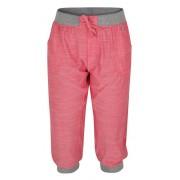 LOAP Pantaloni femei Capri Nesfera Geranium roz CLW1762-J27J XS