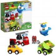 LEGO DUPLO 10886 Mijn Eerste Auto Creaties (4110886)