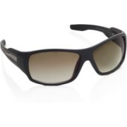 Flying Machine Round Sunglasses(Violet)