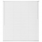 vidaXL Jaluzele pentru ferestre din aluminiu 60 x 220, alb