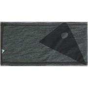 Klättermusen Eir Headband spruce green/grey melange S 2018 Löparmössor