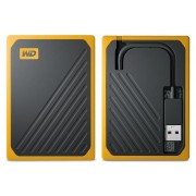 WD Eksterni hard disk MY PASSPORT SSD EXT 500GB GO AMBER