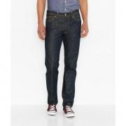 Levi's Jeans 501 regular, corte direito, em gangamarlon- 32 Comprimento 36