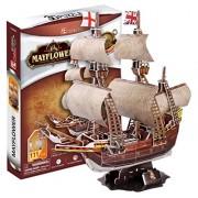 Cubicfun Mayflower Sailing Ship (111Pcs) Cubic Fun