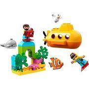 LEGO DUPLO Town 10910 Tengeralattjárós kalandok