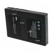 Otech Batterie photo numerique type JVC BN-VM200 Li-ion 7.2V 700mAh