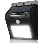 IBS Battery-Powered Motion-Sensing LED Stick-Anywhere Night light with lithium Ion battery charged using Solar Lights