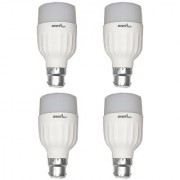 lLED Bulb (Pack of 4) Orbit 12 Watt White Bullet Series LED Bulb B22 Cap