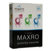 Maxro x 4cps 5cutii+1 gratis