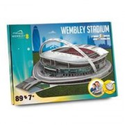 Puzzle 3D NANOSTAD Stadion Paul Lamond Wembley Stadium