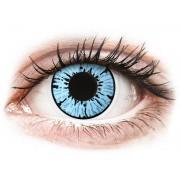 ColourVUE Crazy Lens - Blizzard - plano