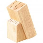 TokioKitchenWare Messerblock aus Holz
