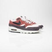 Nike Air Max 90/1 för kvinnor i rött 40.5 Red