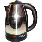 Happy Home 1.8 Ltr. (HH-603) Electric Kettle(1.8 L, Steel)