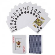 ELECTROPRIME New Standard Blue Bicycle Deck Poker Play Playing Card Sealed Cards 1pcs