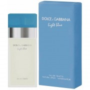 DOLCE AND GABANNA LIGHT BLUE DAMA EDT 100 ML