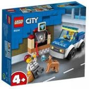 Конструктор Лего Сити - Полицейски отряд с кучета, LEGO City Police 60241