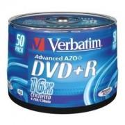DVD+R 16X 4.7GB AZO MATT SPINDLE 50