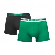 Puma PLACED LOGO Green 2-pack