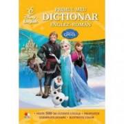 Disney English. Primul meu dictionar englez-roman. Regatul de gheata