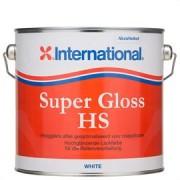 International Super Gloss HS - White 100 - 2,5 l