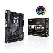Tarjeta Madre Asus TUF Z390-PRO Gaming, ATX 4DDR4 / 1151 / HDMI / DP / PCIX16