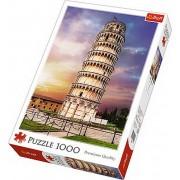Puzzle clasic - Turnul Din Pisa, Italia 1000 piese