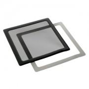 Filtru de praf DEMCiflex Dust Filter Square 230mm - Black/Black