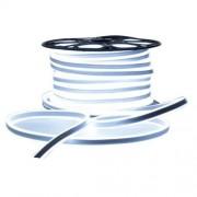 Deco-Led VLC Bobina 25metros Tira Led Neon Flex Doble 2 Caras 12w/m Blanco
