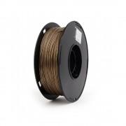 Filament PLA pentru Imprimanta 3D 1.75 mm 1 kg - Cu Insertii de Cupru (GMB)