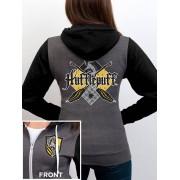 Harry Potter - Hufflepuff Hooded Zip Sweater