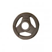 Deka Barbell 50 mm gumírozott tárcsa 5 kg