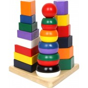 Dřevěné pyramidy