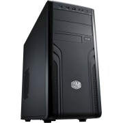 Cooler Master CM Force 500 Midi-Toren Zwart computerbehuizing