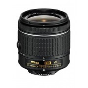 Nikon 18-55mm F/3.5-5.6G AF-P DX VR - 2 Anni Di Garanzia - SUBITO DISPONIBILE