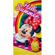 Marvel Disney Minnie Mouse summer badlaken/strandlaken 70 x 140 cm
