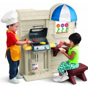 Little Tikes BBQ en Speelkeuken