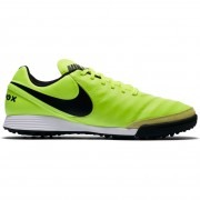 Chuteira Nike Tiempo Genio II TF Leather 819216