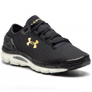 Обувки UNDER ARMOUR - Ua Speedform Intake 2 3000288-003 Blk