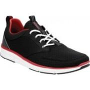 Clarks Orson Fast Black Combi Sneakers For Men(Black)