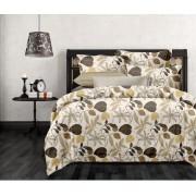 Lenjerie de pat dublu din microfibră Evia Home PLC010/79